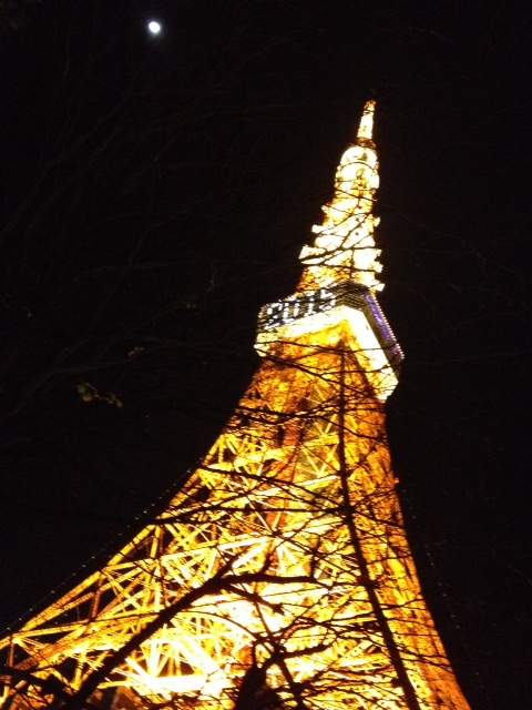 Happy New Year from Tokyo!