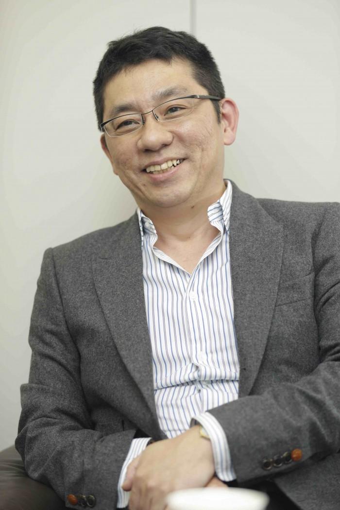 Morinosuke Kawaguchi interviewed by Nikkan Kogyo Shinbun