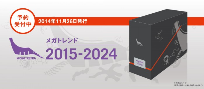 川口盛之助氏のメガトレンド2015-2024