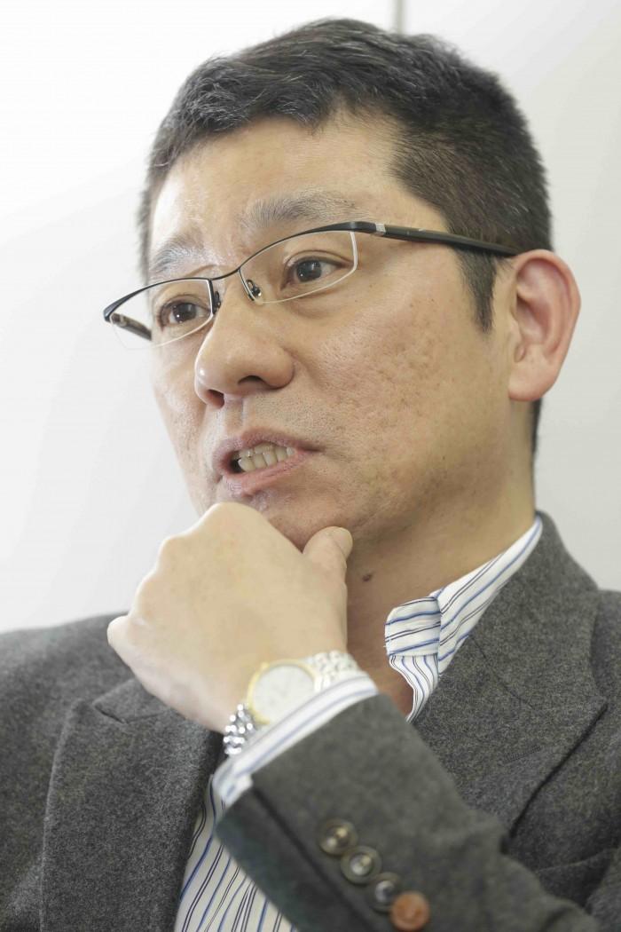 Morinosuke Kawaguchi discusses monozukuri in an interview with Nikkan Kogyo Shinbun