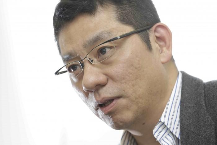 Morinosuke Kawaguchi discusses the future of self-driving cars in an interview with Nikkan Kogyo Shinbun